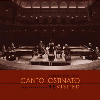 Canto Ostinato Revisited-front