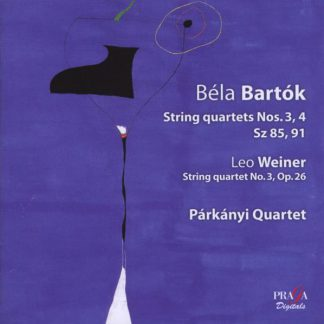 String Quartet nos.3 And 4