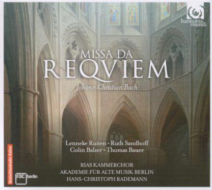 JC Bach: Missa da Requiem & Miserere