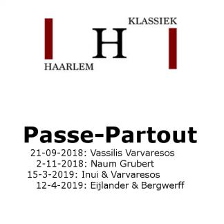 Concert passpartout