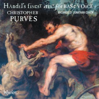 Handel Finest arias