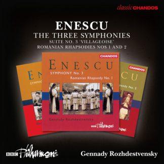 Enescu Symphonies