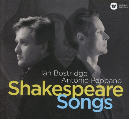 Shakespeare Songs Bostridge