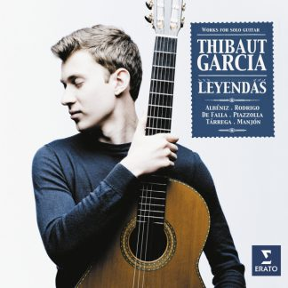 Leyendas - Works for solo guitar