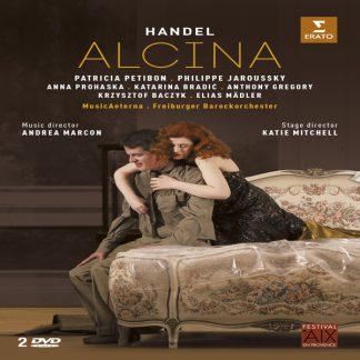Handel: Alcina Jaroussky