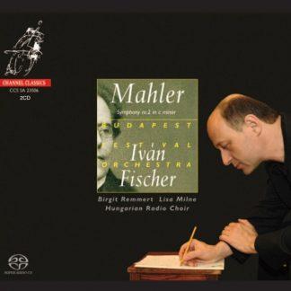 mahler symphony no.2 fischer
