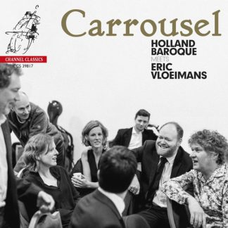 Caroussel Vloeimans Holland barok