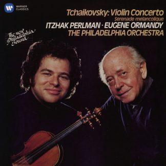 Tchaikovsky Perlman Violin Concerto