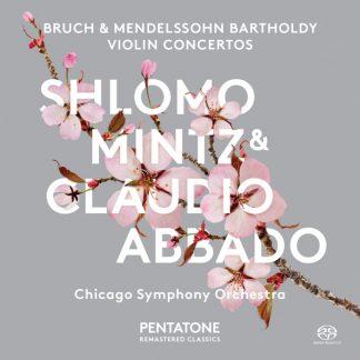 Mendelssohn & Bruch: Violin Concertos Mintz