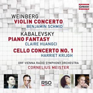 Weinberg: Violin Concerto