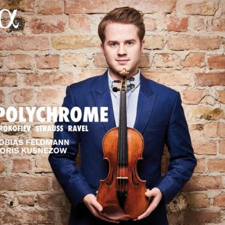 Polychrome: Violin Sonatas by Prokofiev