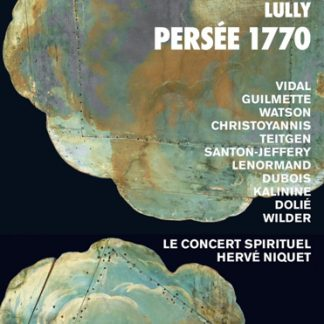 Lully Persee1700