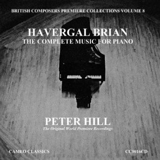 Havergal Brian Piano Mussic
