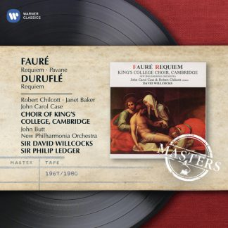 faure durufle requiem kin's college
