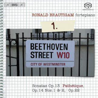 Beethoven 1 Brautigam