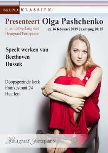Concert Olga Pashchenko